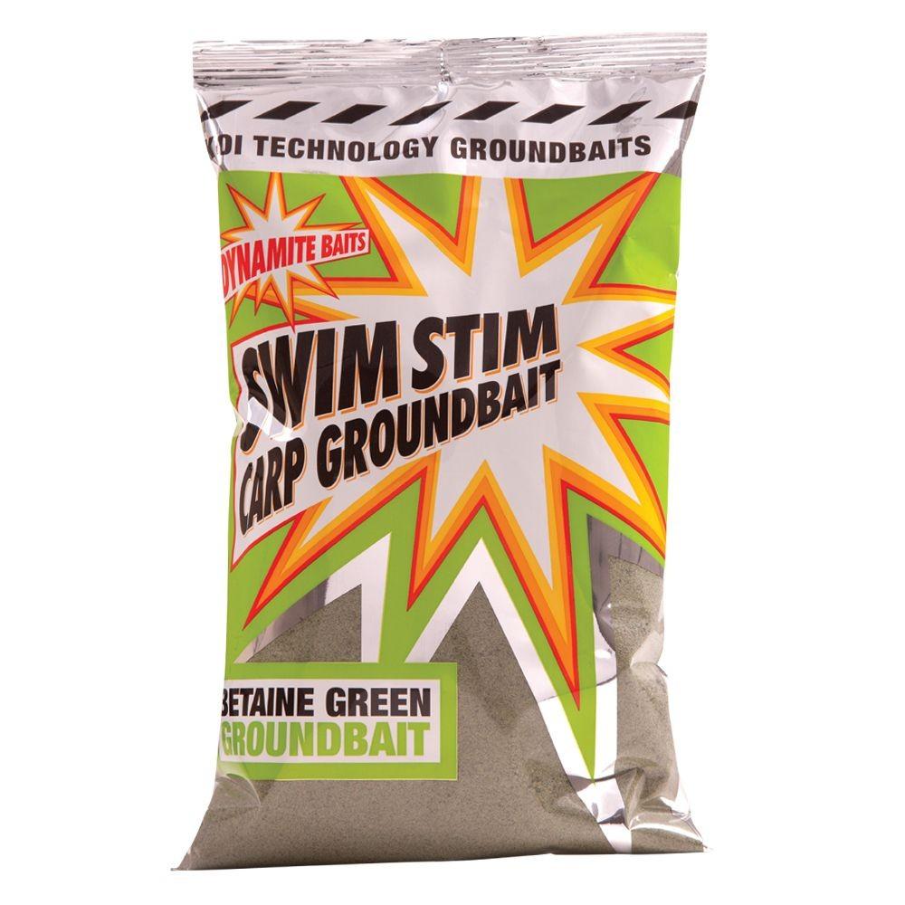 Dynamite Baits Dynamite Swim Stim Groundbait Betaine Green