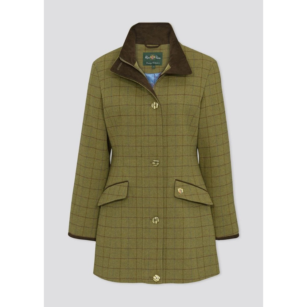 Alan Paine Ladies Combrook Field Coat