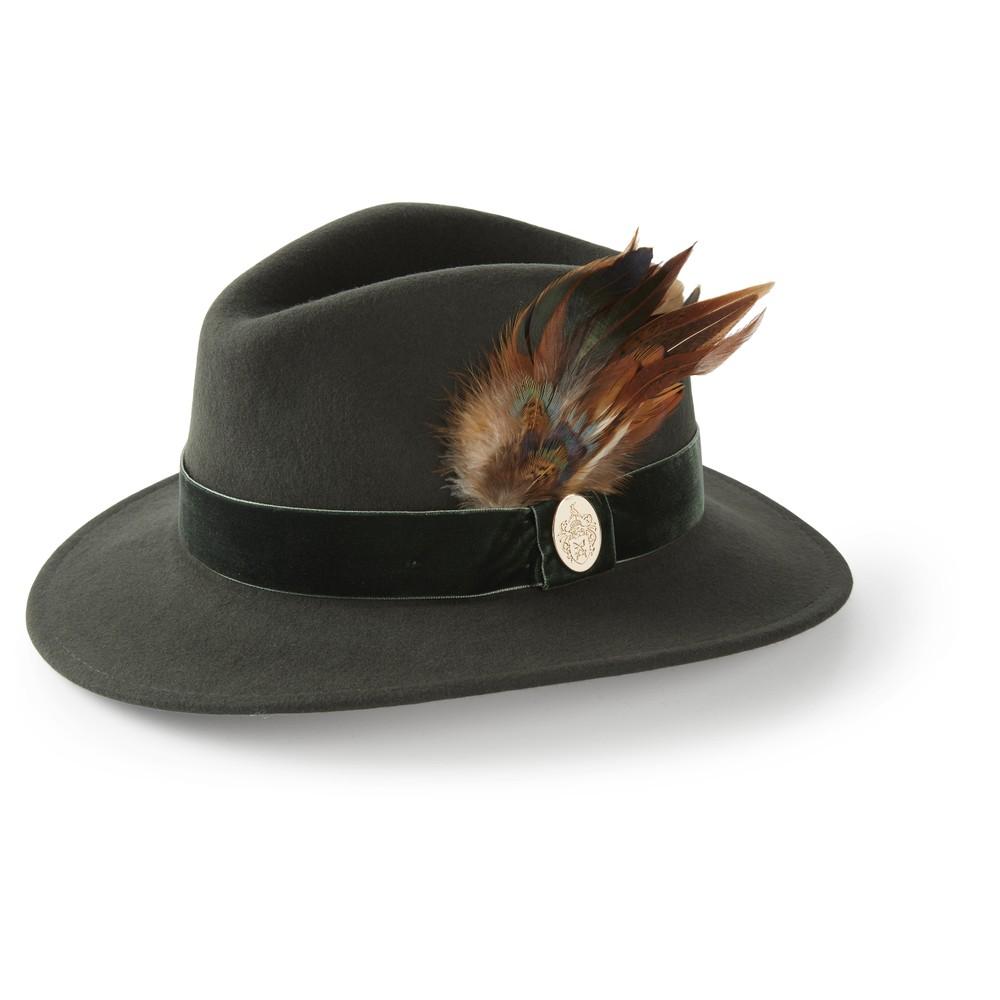 Hicks & Brown Chelsworth Fedora Hat
