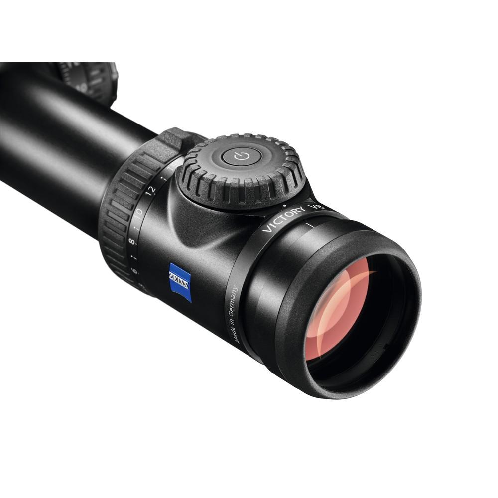 Zeiss Victory V8 Riflescope - 4.8-35x60 ASV (H&S) - Illuminated Reticle #60 Black