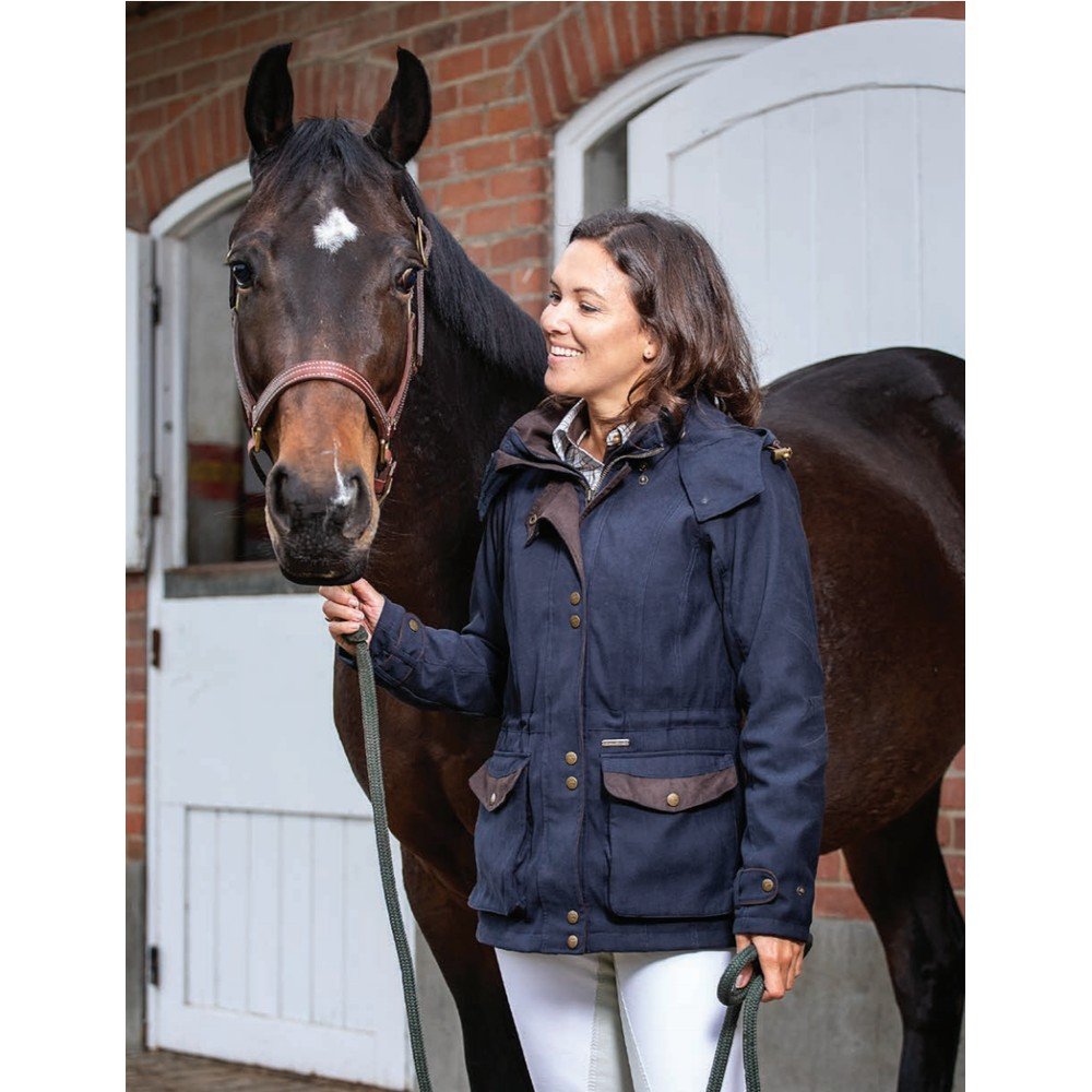Baleno Berrygrove Ladies Waterproof Jacket