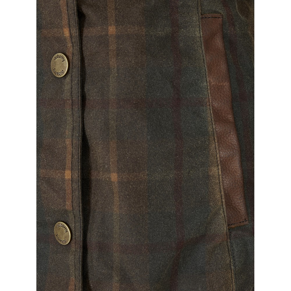 Dubarry Of Ireland Dubarry Annestown Wax Jacket Hunter Brown