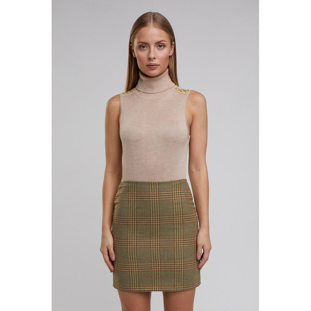 Holland Cooper Chelsea Skirt Leveret