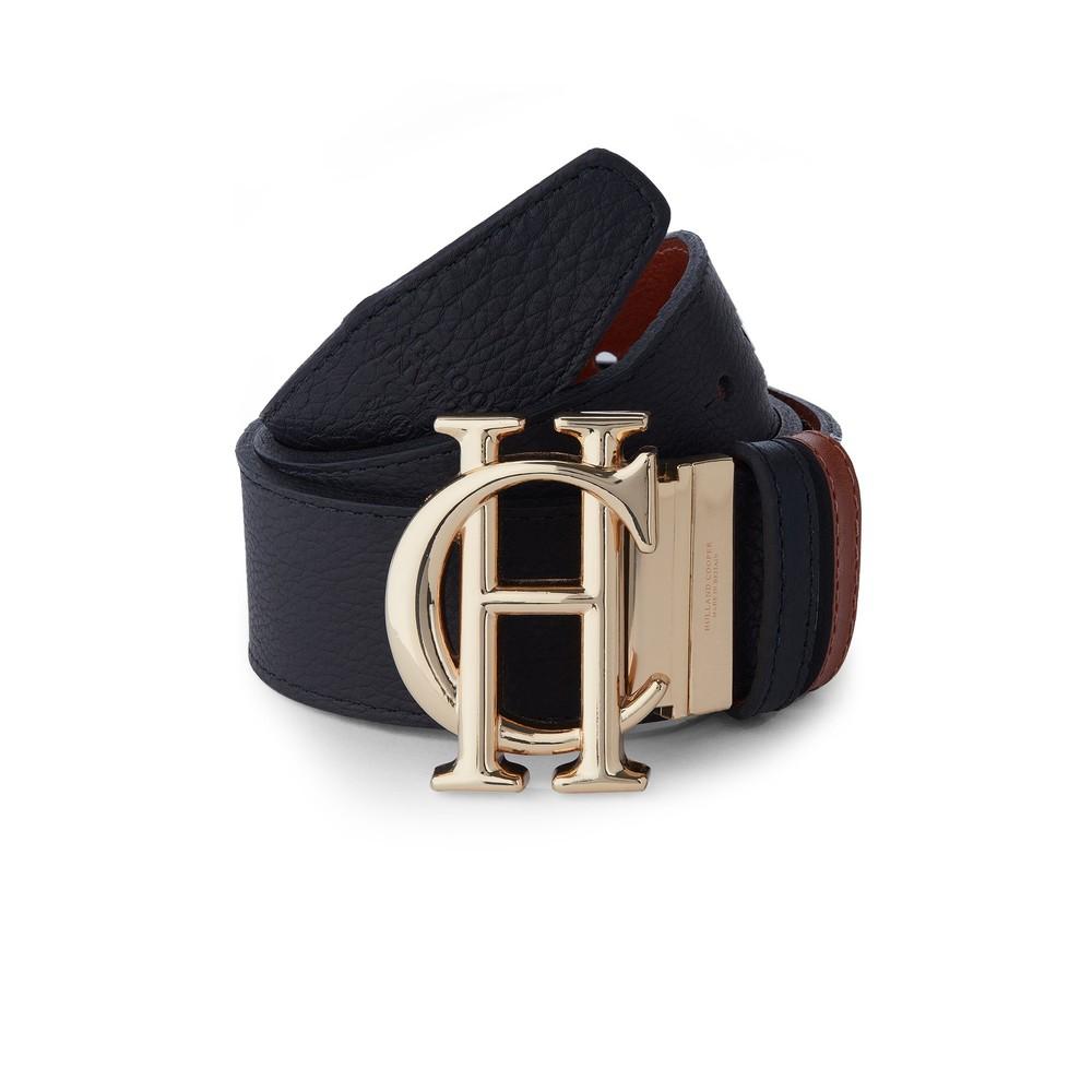 Holland Cooper Reversible Belt Black/Tan