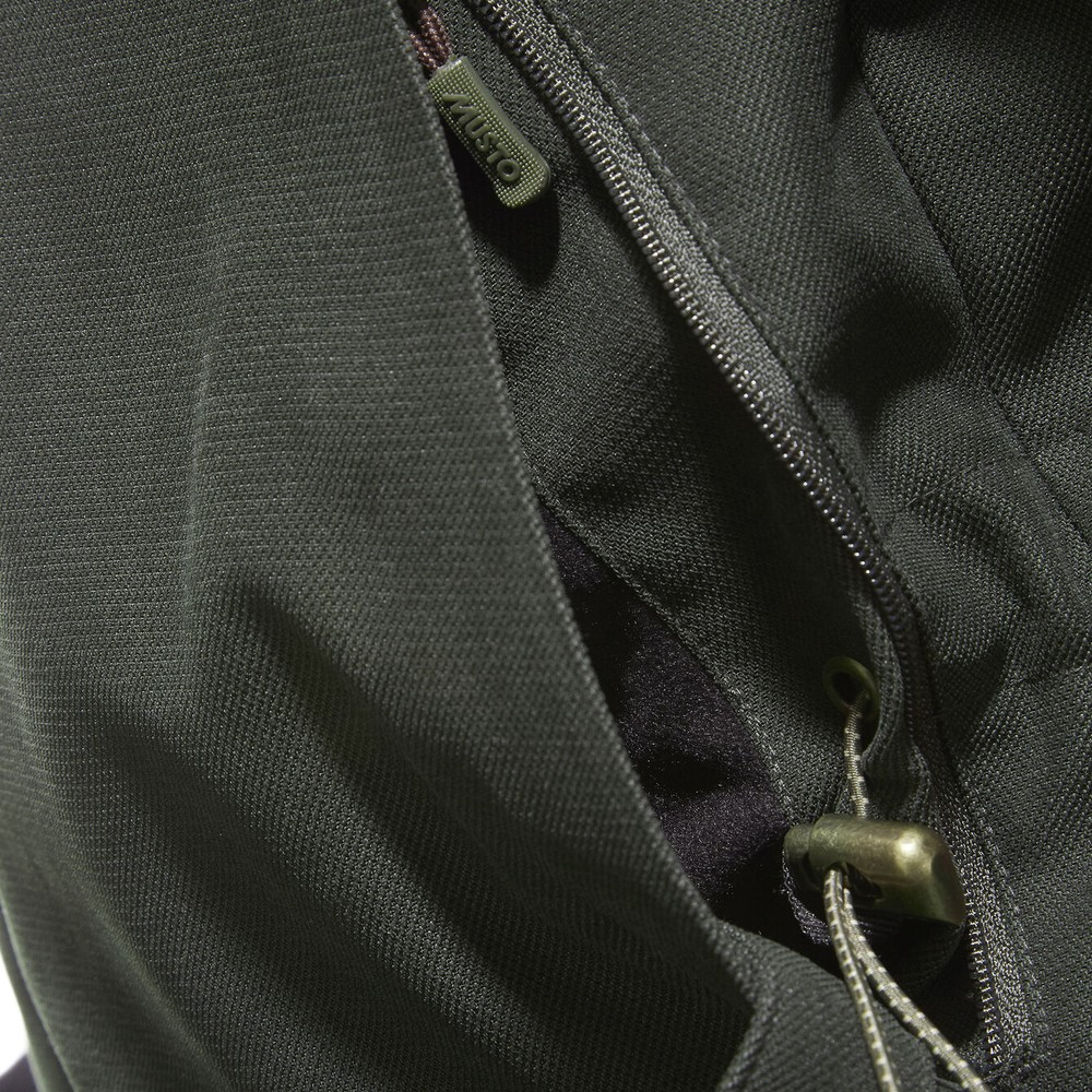 Musto Whisper Highland Gore-Tex Jacket Dark Olive