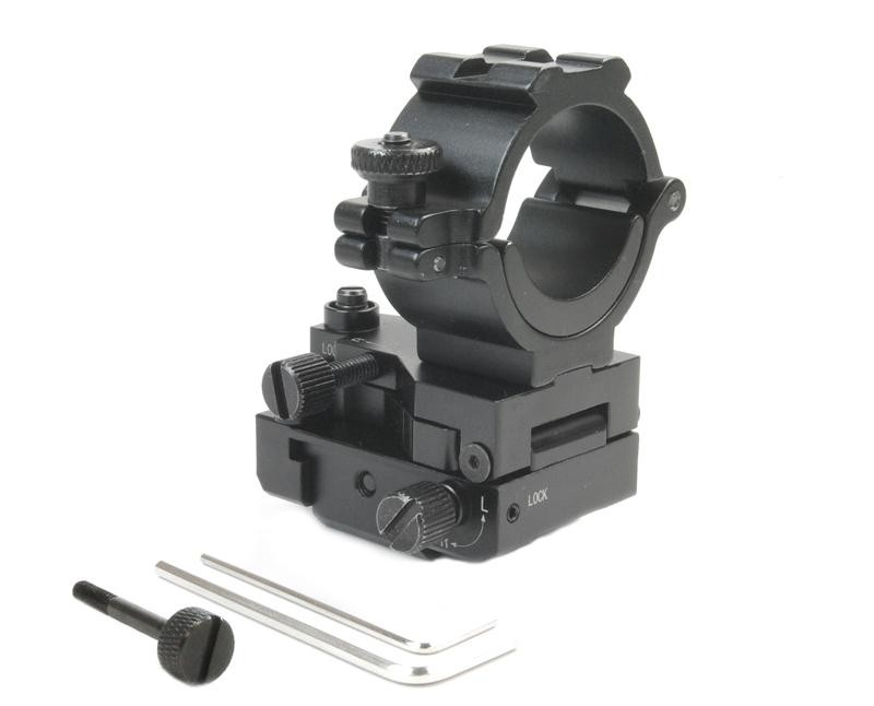 Night Master Fully Adjustable Rail Mount