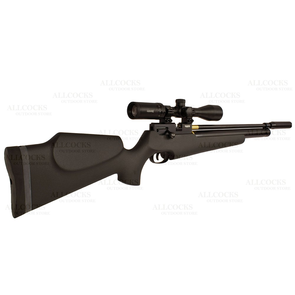 FX Typhoon T1 Air Rifle Package - .22 Synthetic