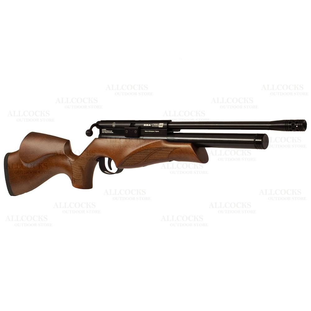 BSA Ultra SE Air Rifle Beech