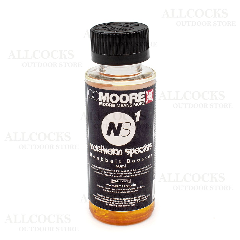 CC Moore Northern Specials NS1 Hookbait Booster - 50ml Bottle