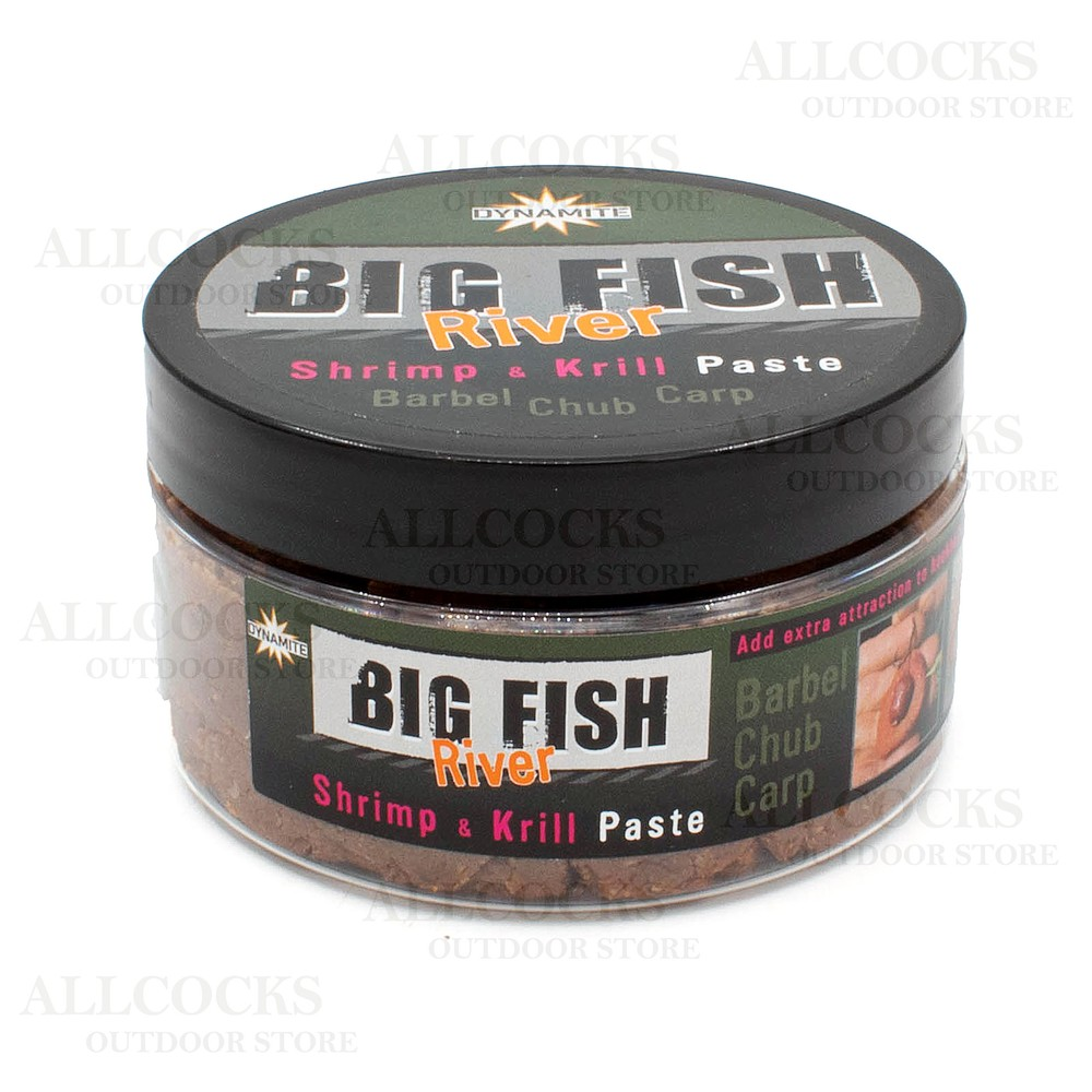 Dynamite Baits Big Fish River Shrimp & Krill Paste