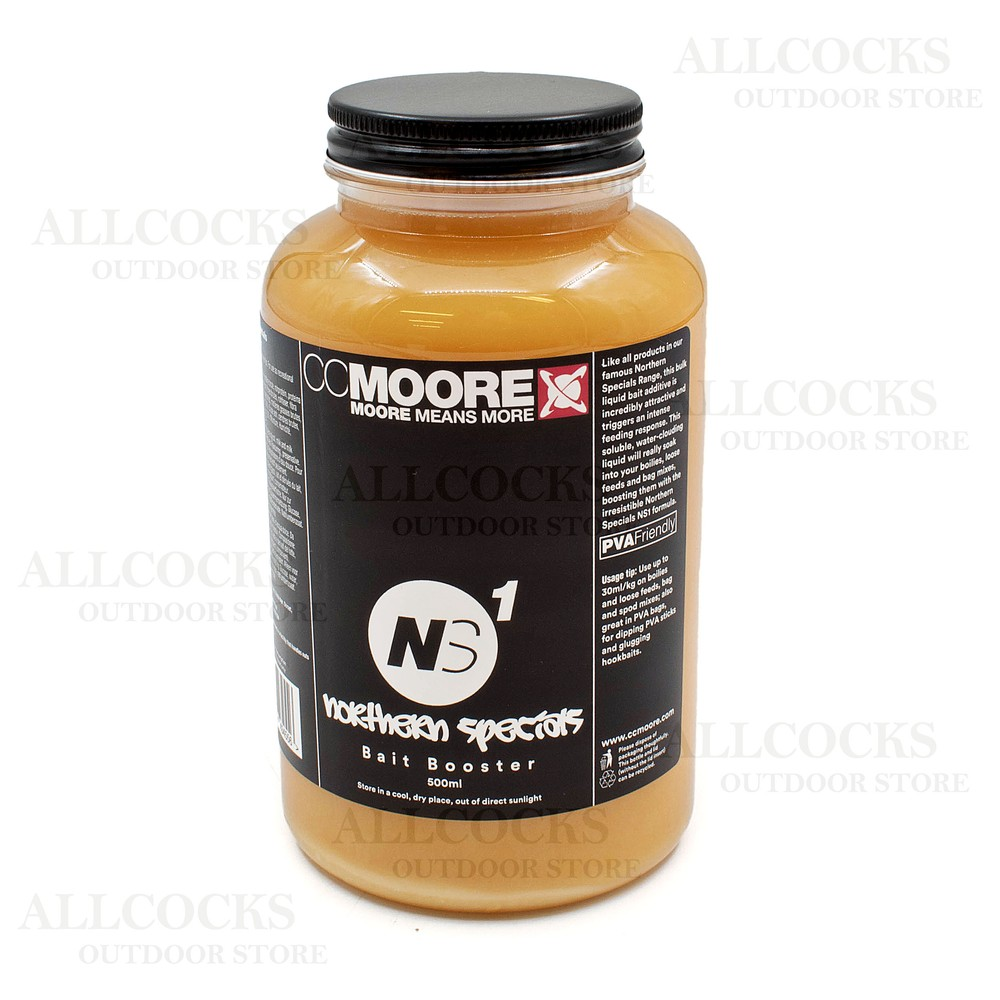 CC Moore Northern Specials NS1 Bait Booster - 500ml Bottle