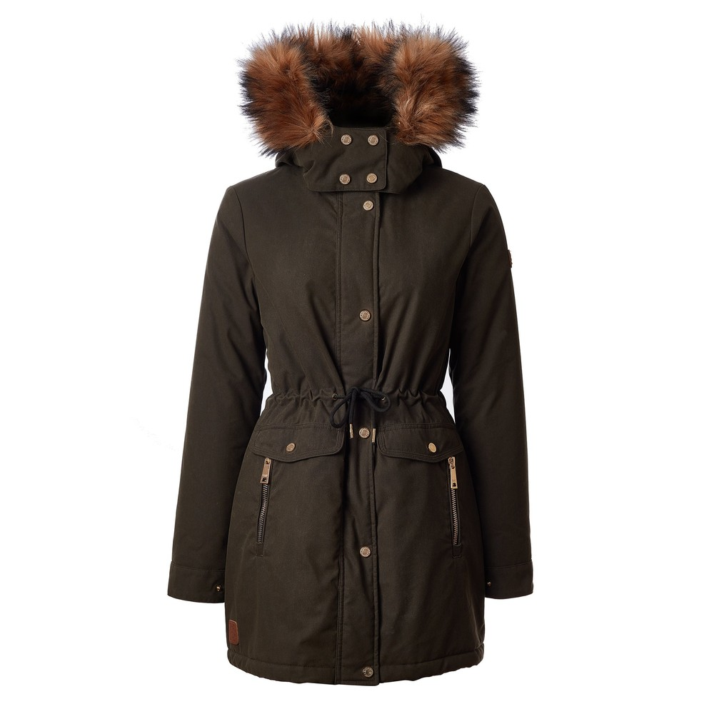 Holland Cooper Montana Parka Jacket