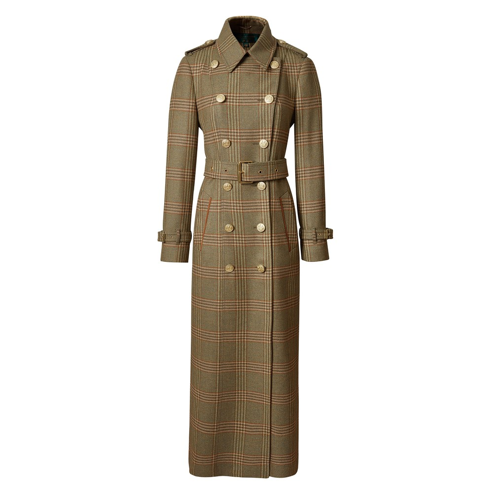 Holland Cooper Marlborough Full Length Trench Coat