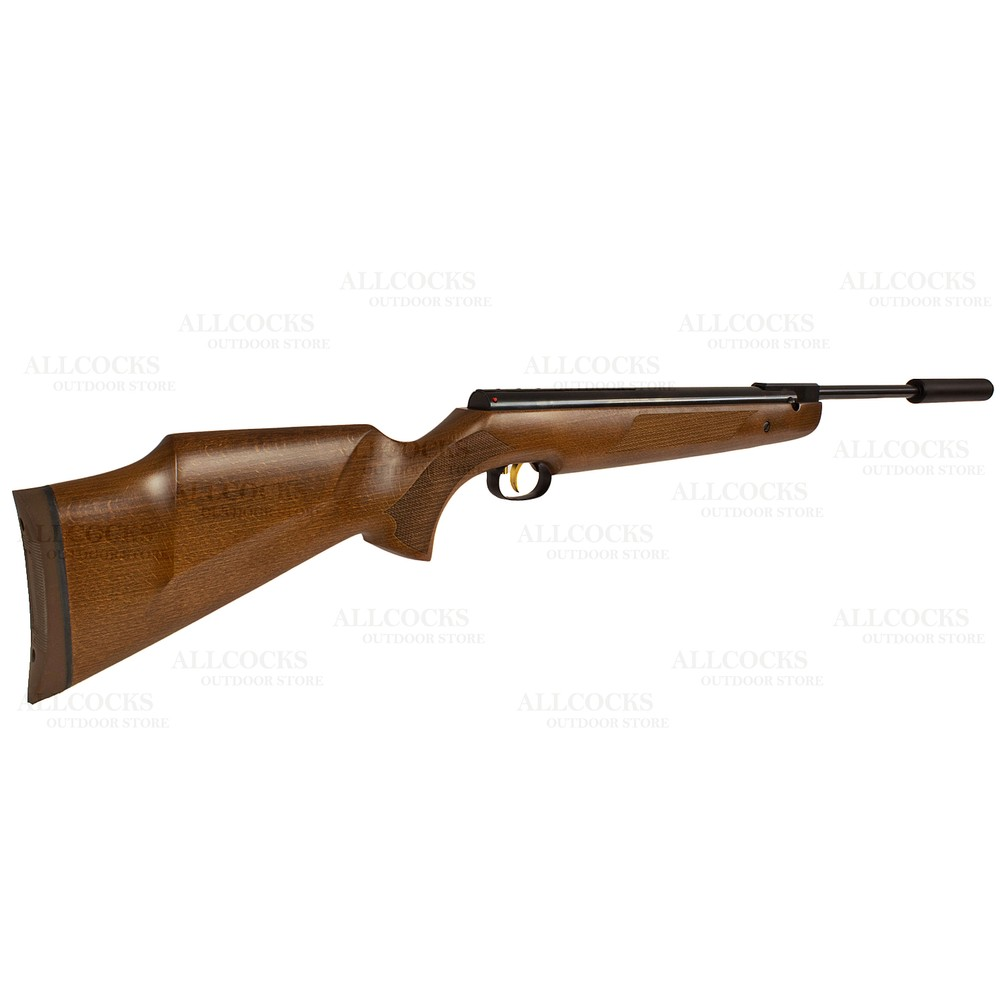 Weihrauch HW95K Air Rifle & Silencer Beech
