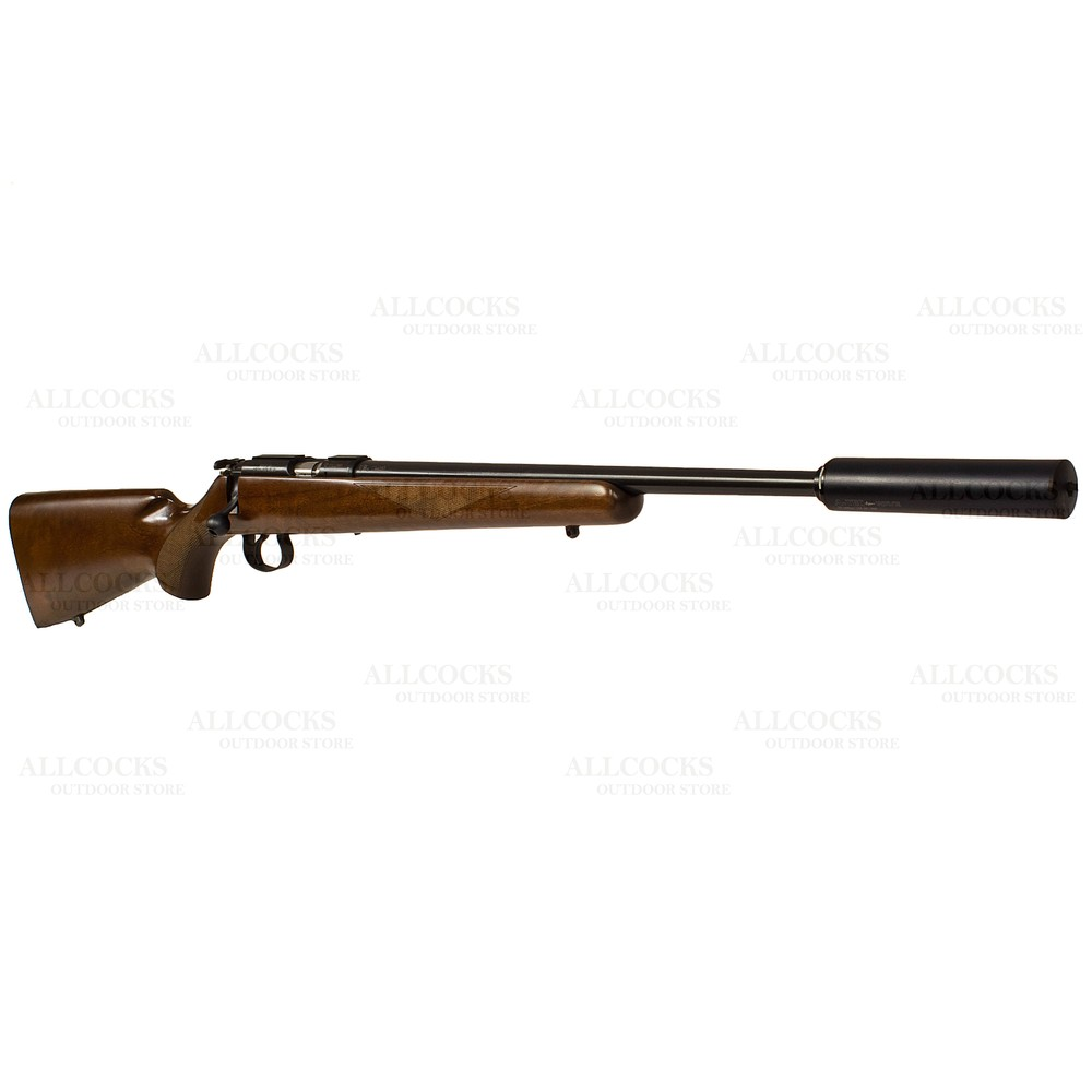 CZ Pre-Owned  455 American Rifle - .22LR Walnut