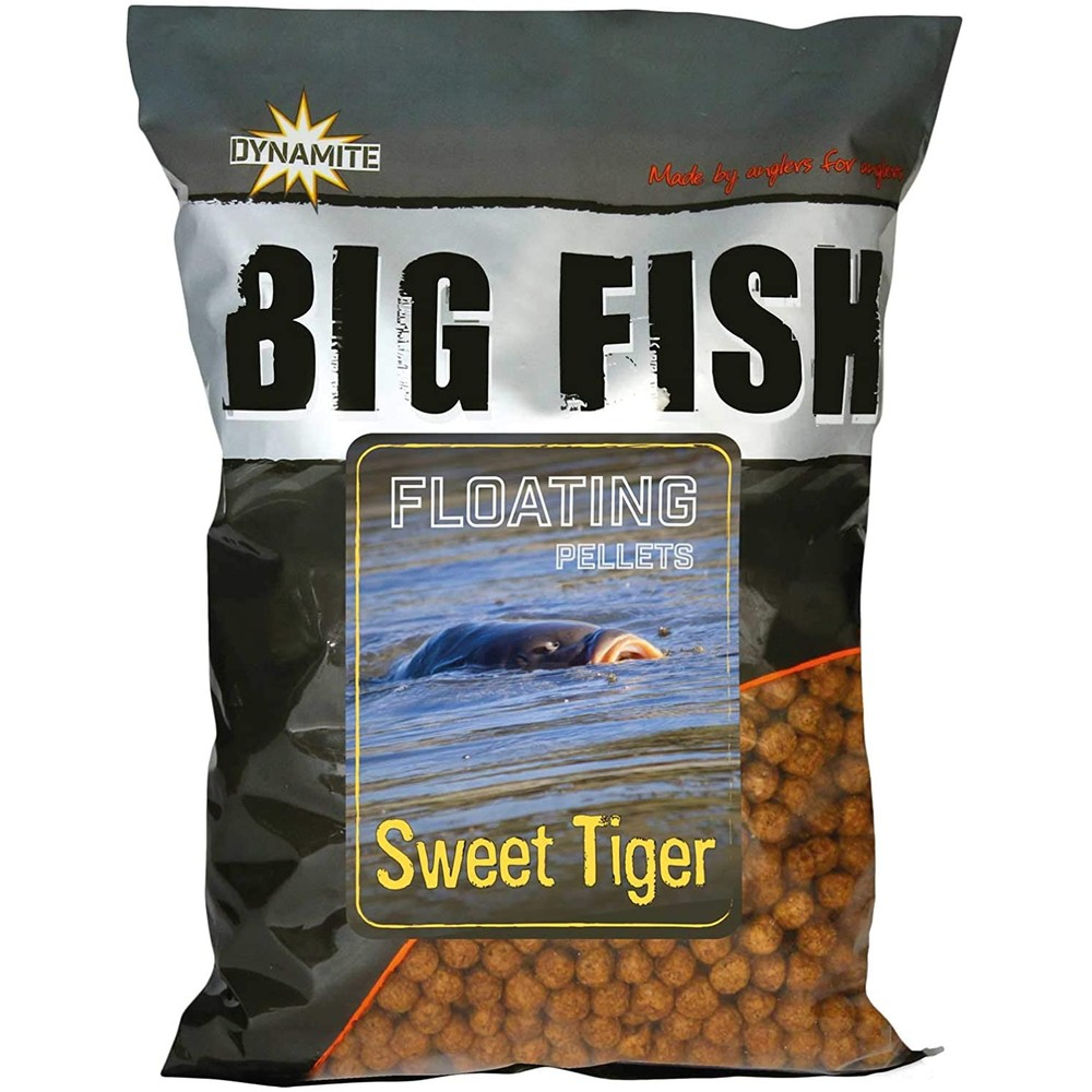 Dynamite Baits Big Fish Floating Pellets