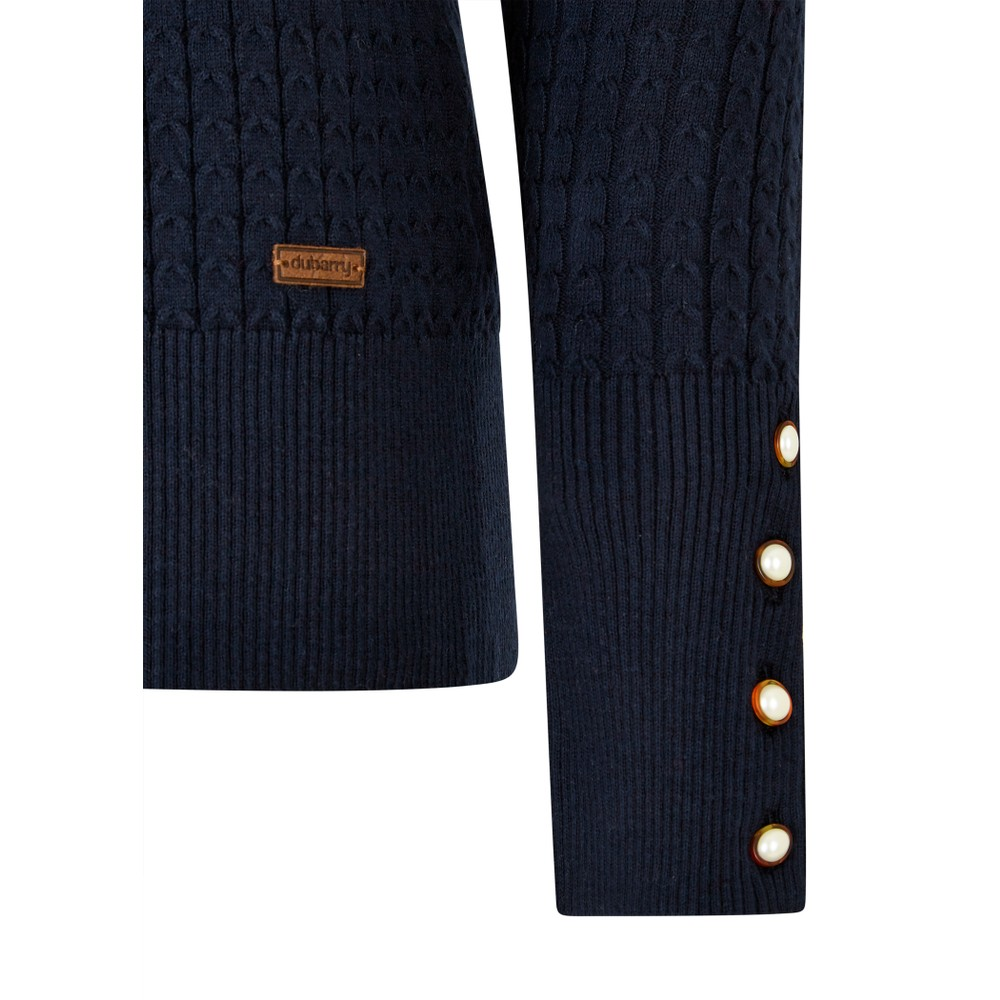 Dubarry Brennan Ladies Sweater Navy