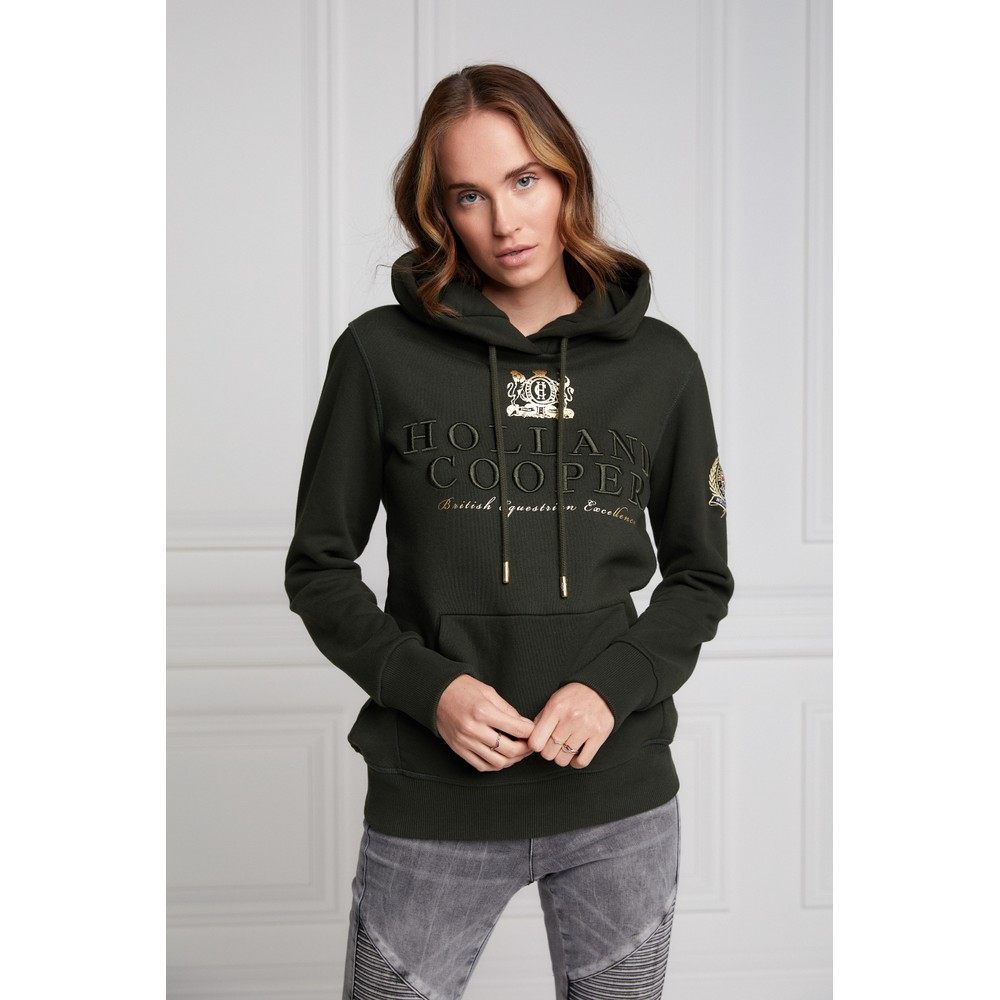 Holland Cooper Classic Hoodie