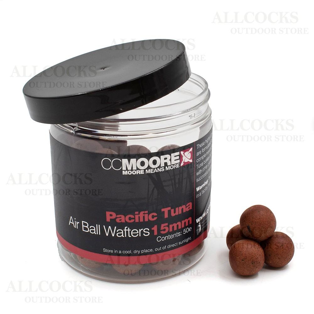 CC Moore Pacific Tuna Air Ball Wafters - 15mm