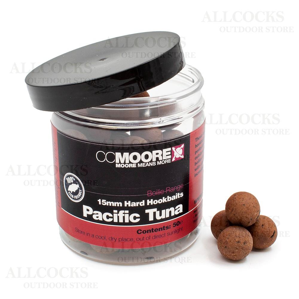 CC Moore Pacific Tuna Hard Hookbaits - 15mm