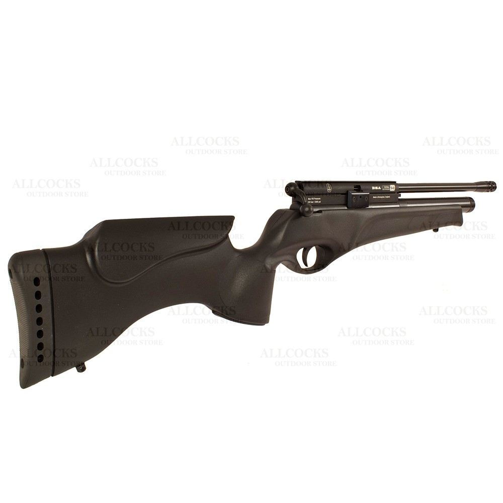 BSA Ultra SE Air Rifle Black