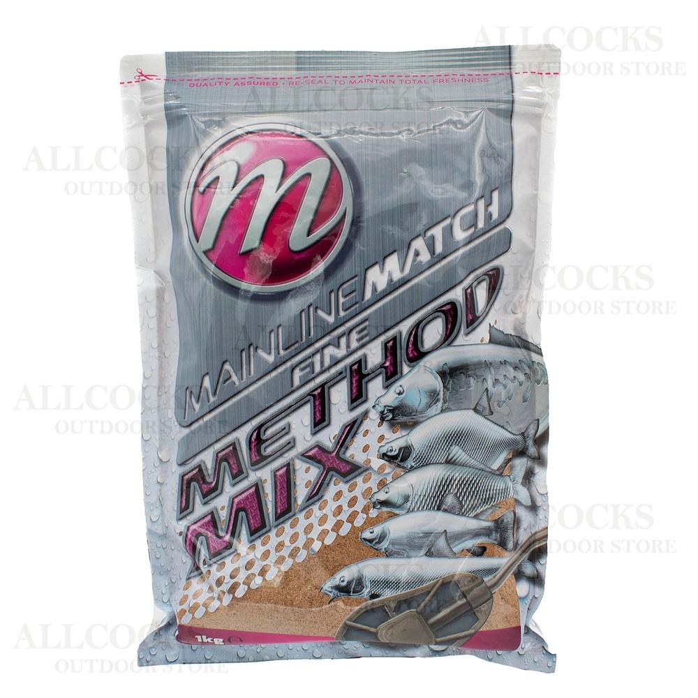 Mainline Baits Match Method Mix - Fine Brown