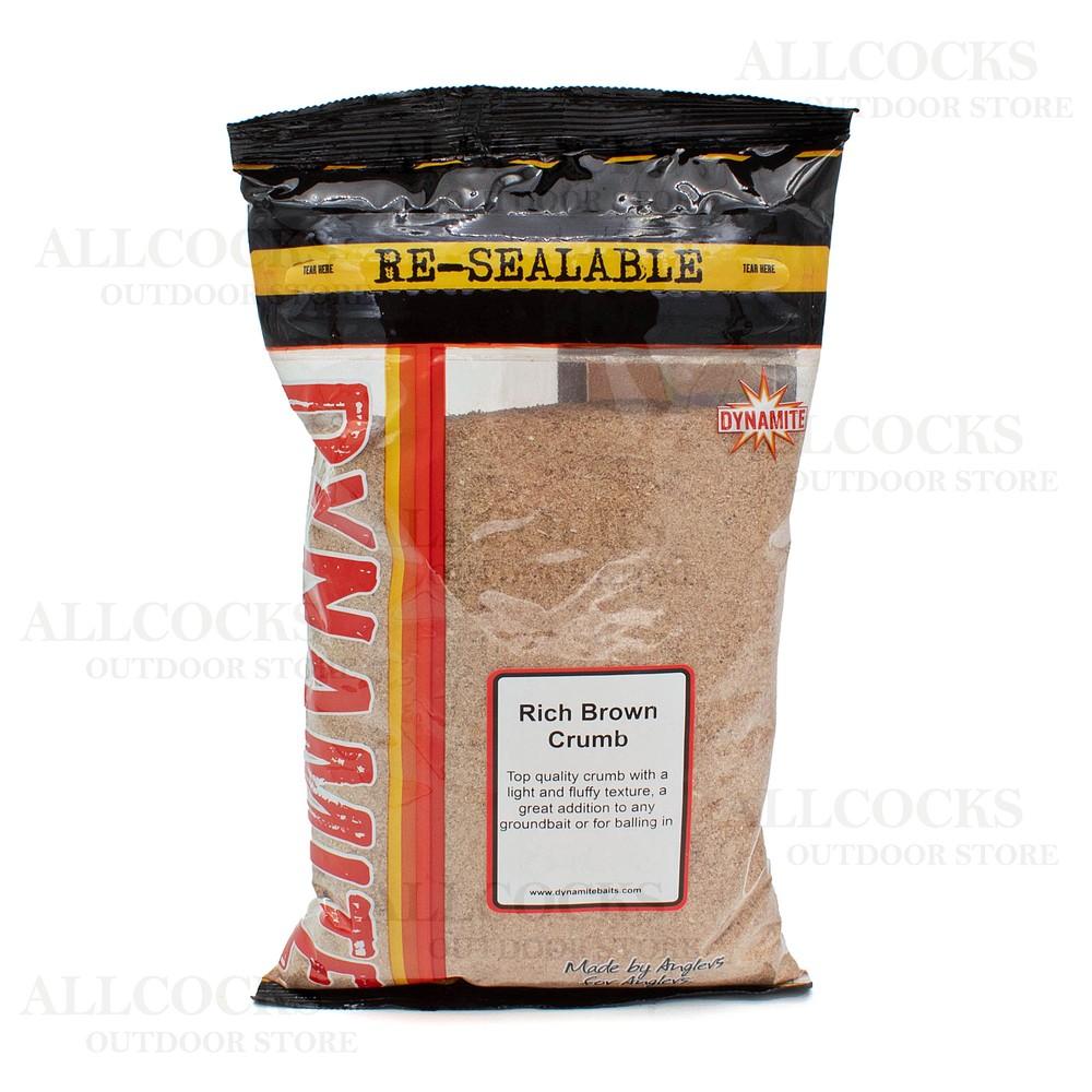Dynamite Baits Rich Brown Crumb