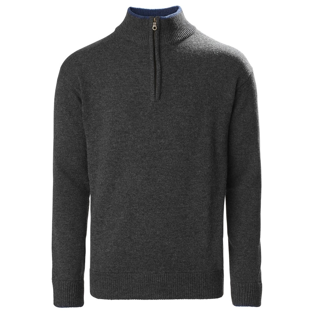 Musto Musto Country Zip Neck Knit