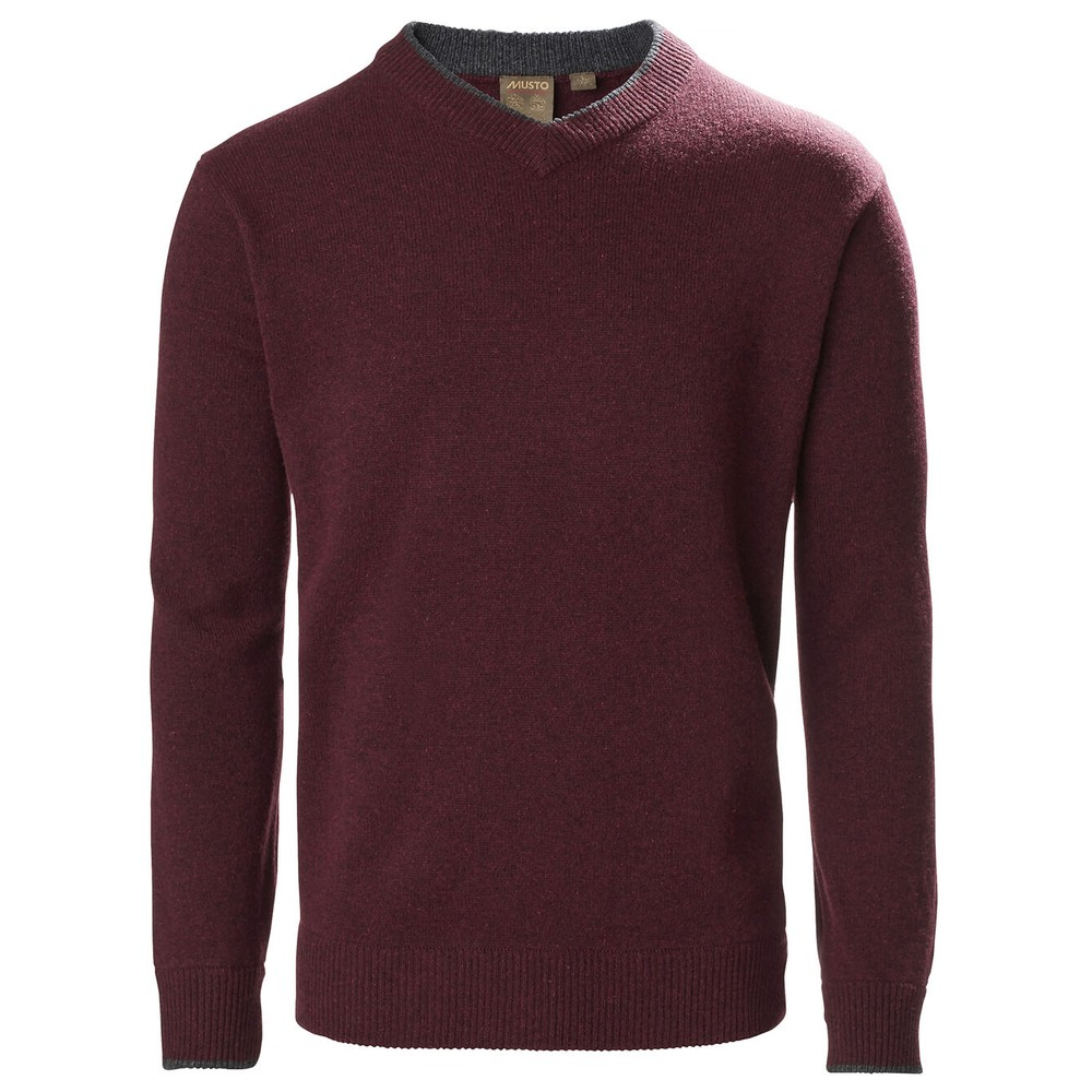 Musto Country V-Neck Knit