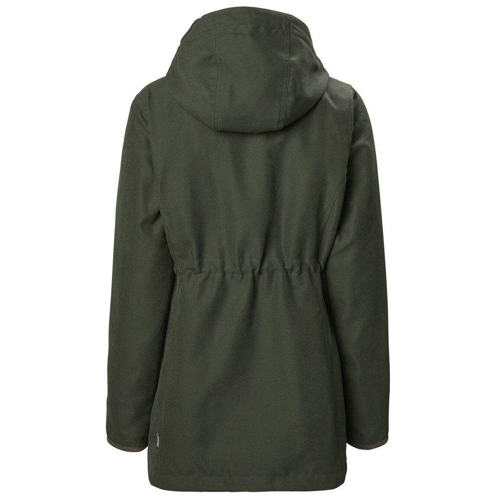 Musto Whisper Highland Womens Jacket Dark Green