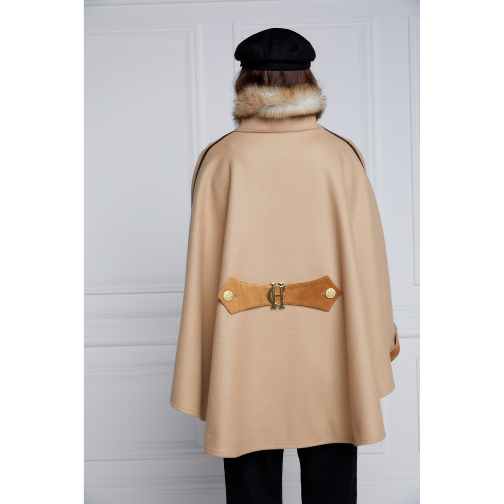 Holland Cooper Chiltern Cape Camel