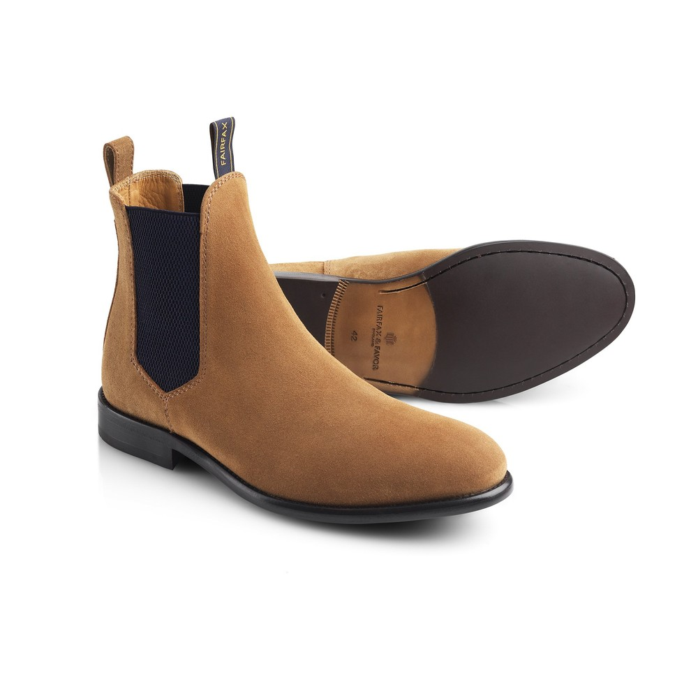 Fairfax & Favor Chelsea II Boot Tan