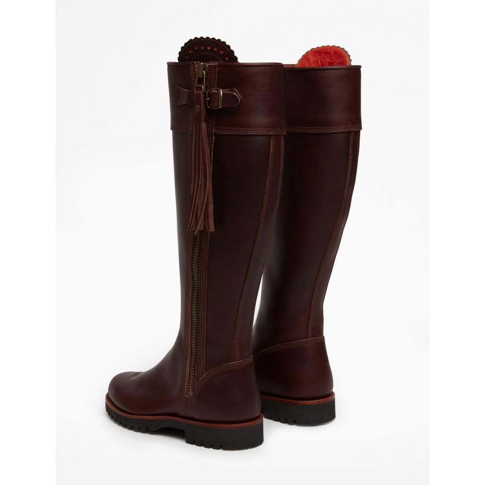 Penelope Chilvers Long Tassel Boot Conker