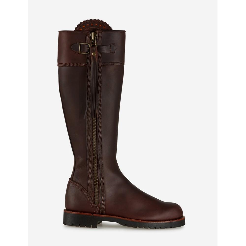 Penelope Chilvers Standard Tassel Boot Conker