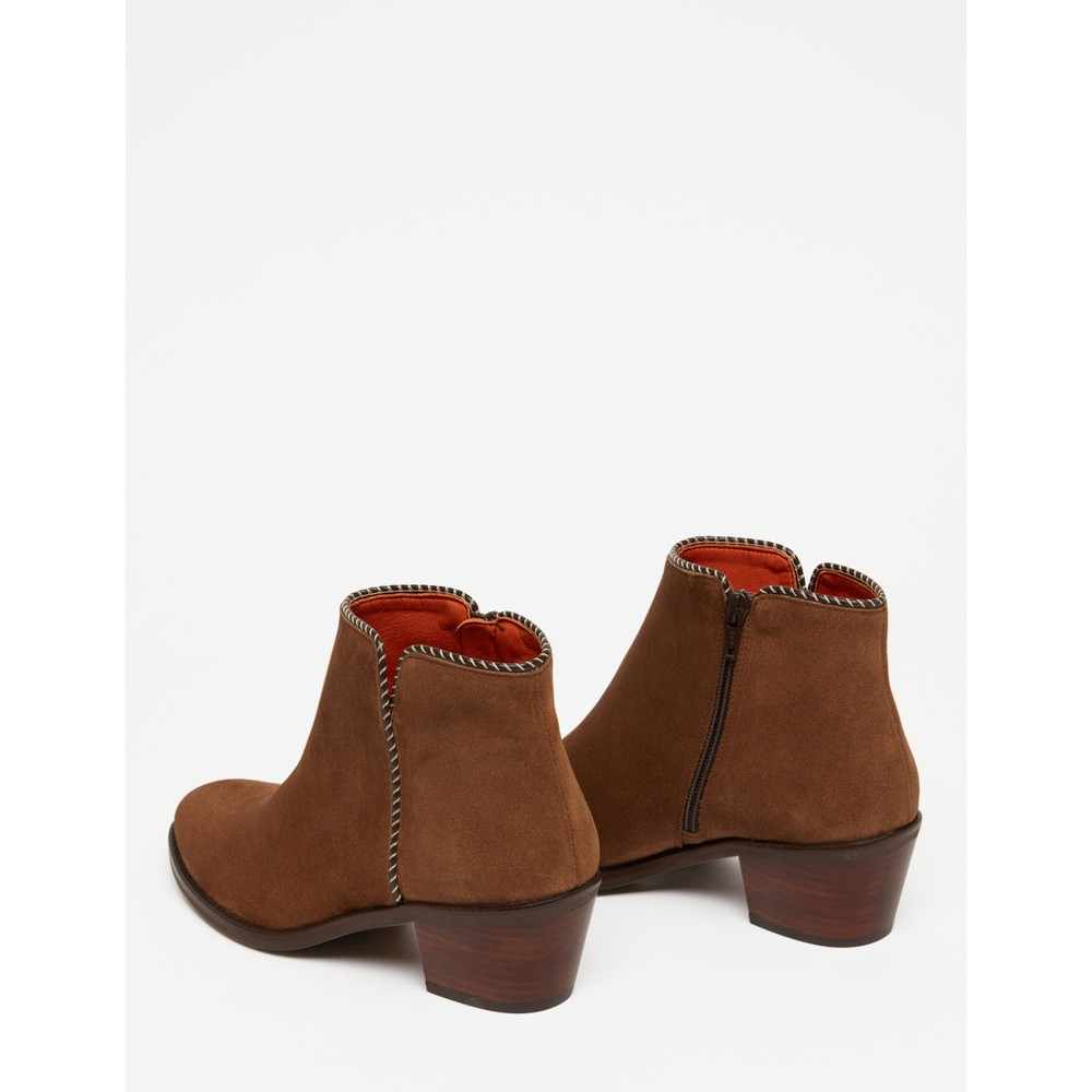 Penelope Chilvers Penelope Chivers Paco Suede Boot Peat
