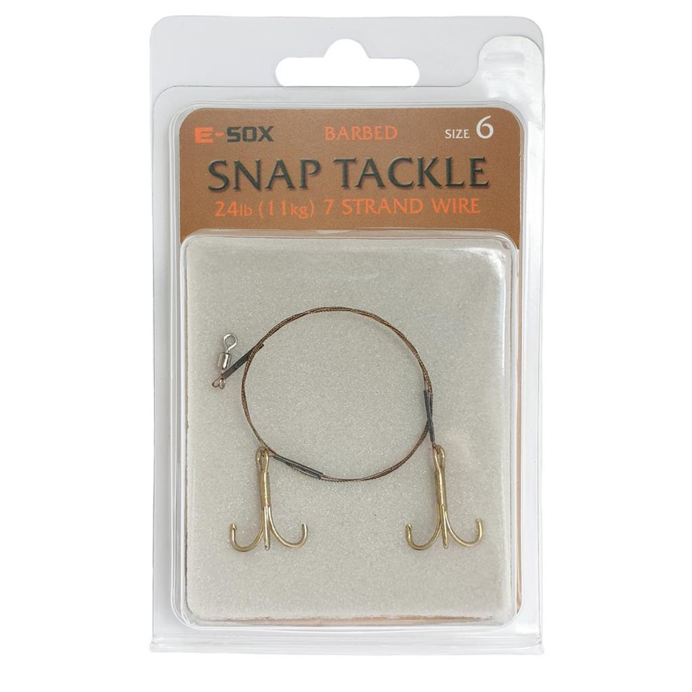 Drennan E-Sox Snap Tackle - Barbed