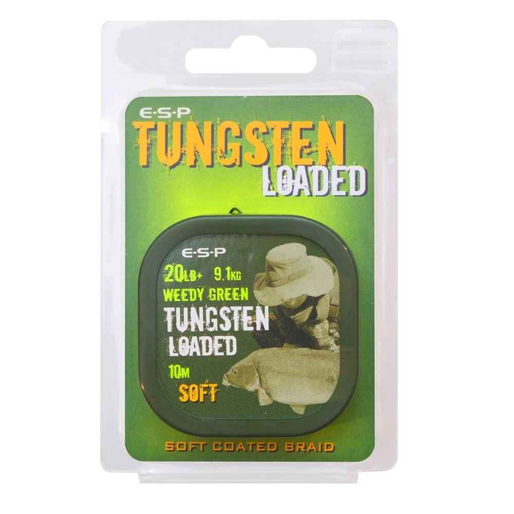 ESP Tungsten Loaded Coated Braid - 20lb - 10m