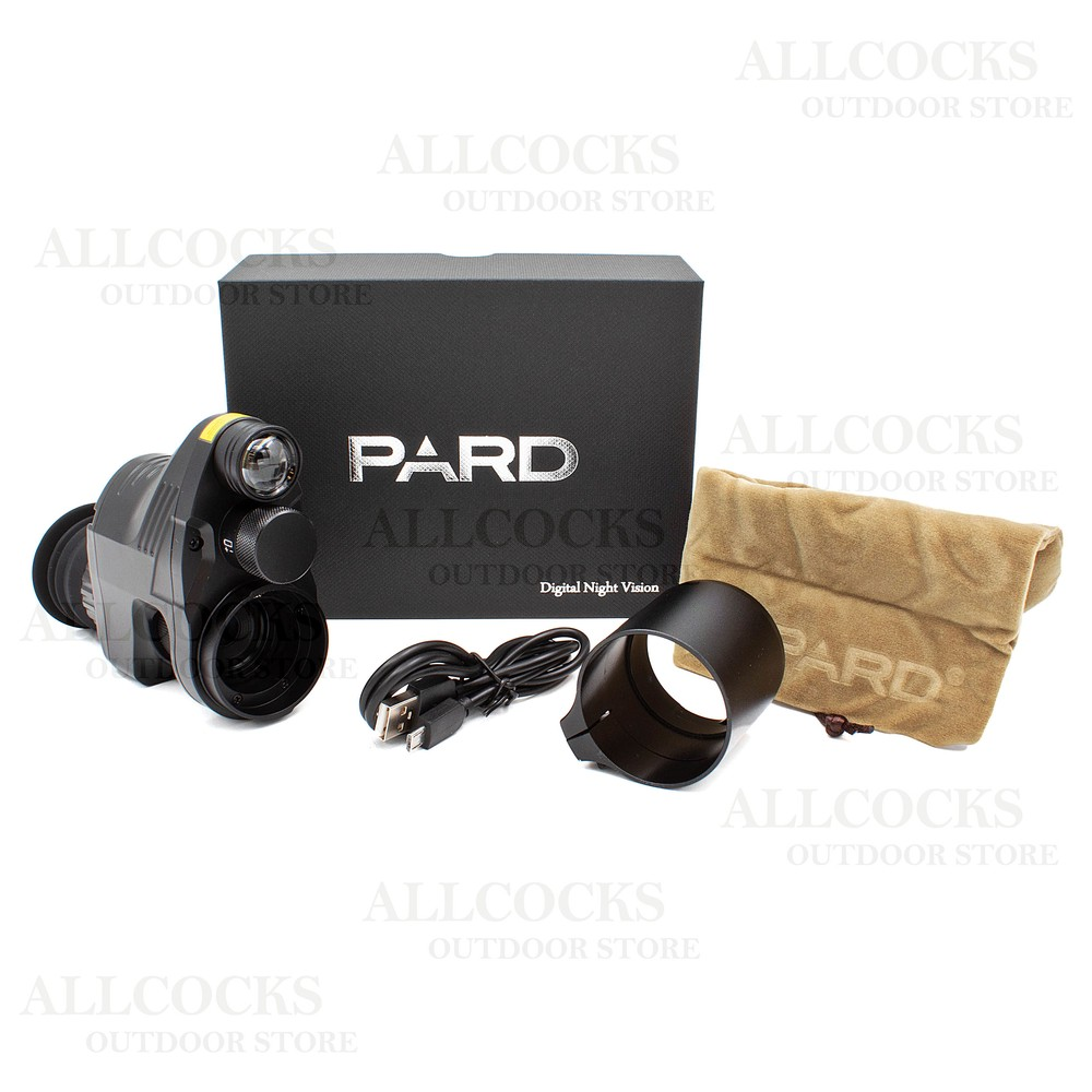PARD NV007A Rear Add On Night Vision Unit Black