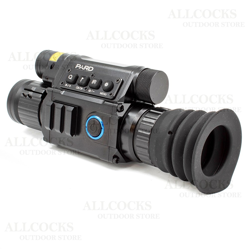 PARD NV008P LRF Digital Night Vision Scope Black