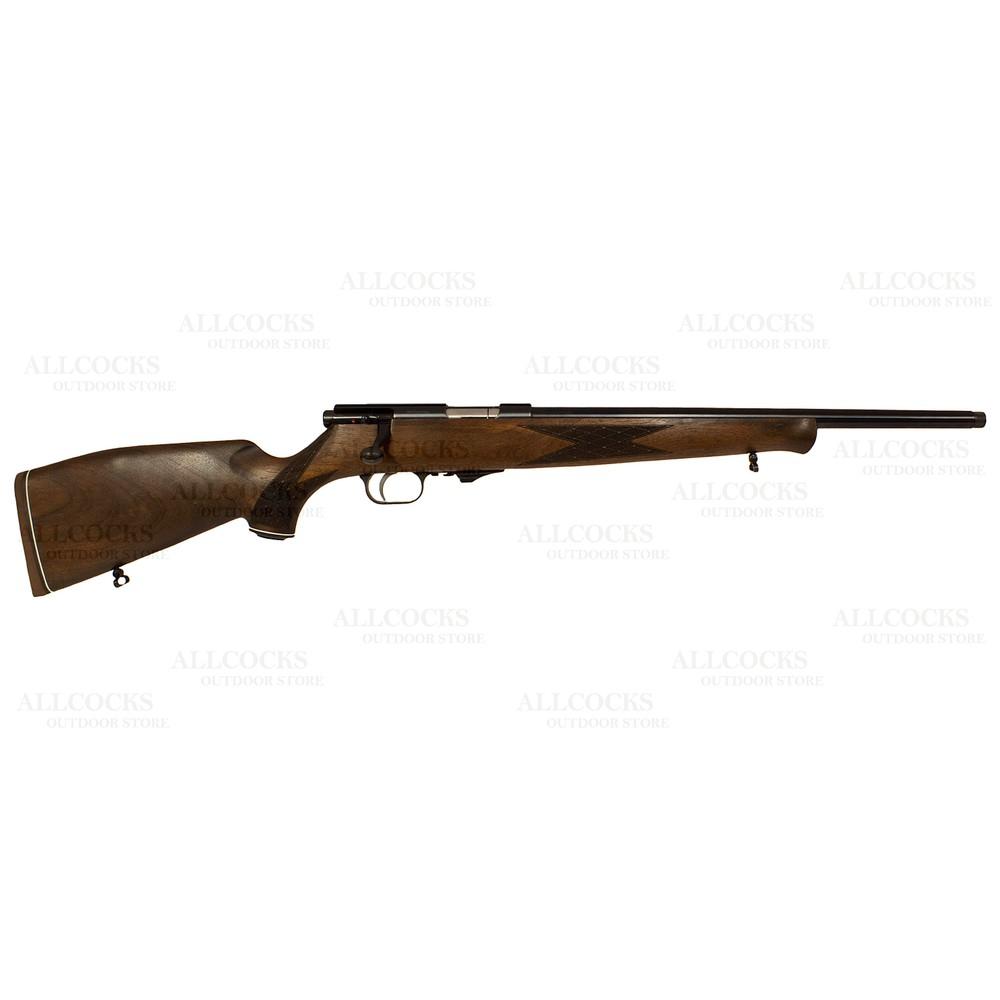 Weihrauch HW60 J Rifle - .17HMR