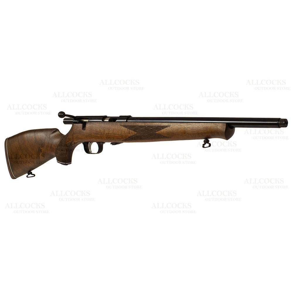 Weihrauch HW60 J Rifle - .22LR Walnut