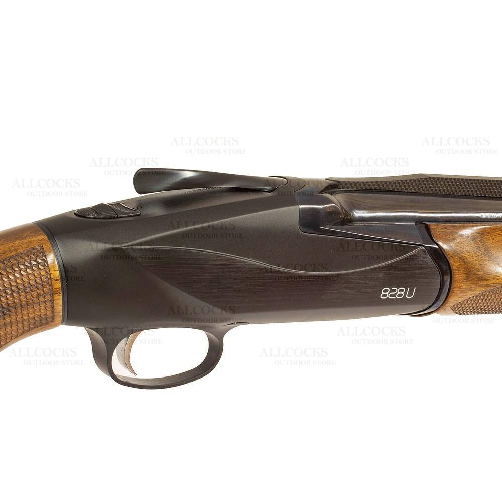 Benelli 828U Field Shotgun - 12 Gauge - 30