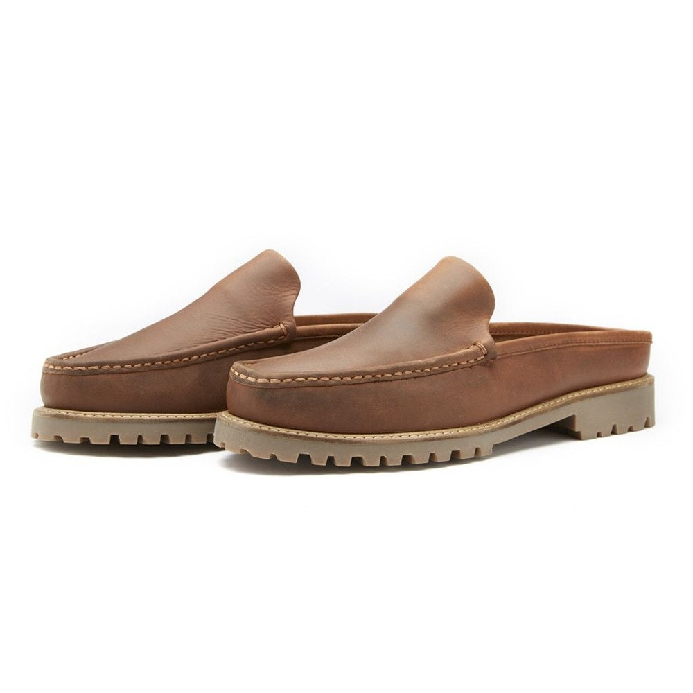 Chatham Chatham Hart Leather Mules