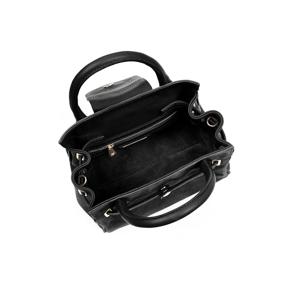 Fairfax & Favor Mini Windsor Handbag Black
