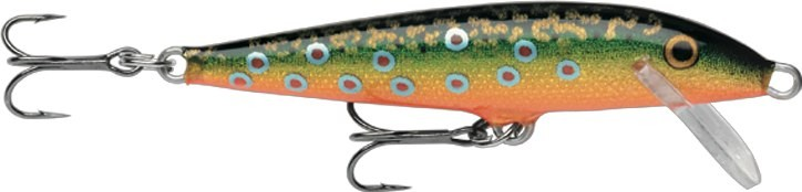 Rapala Rapala Original Floater 5 in Brown Trout