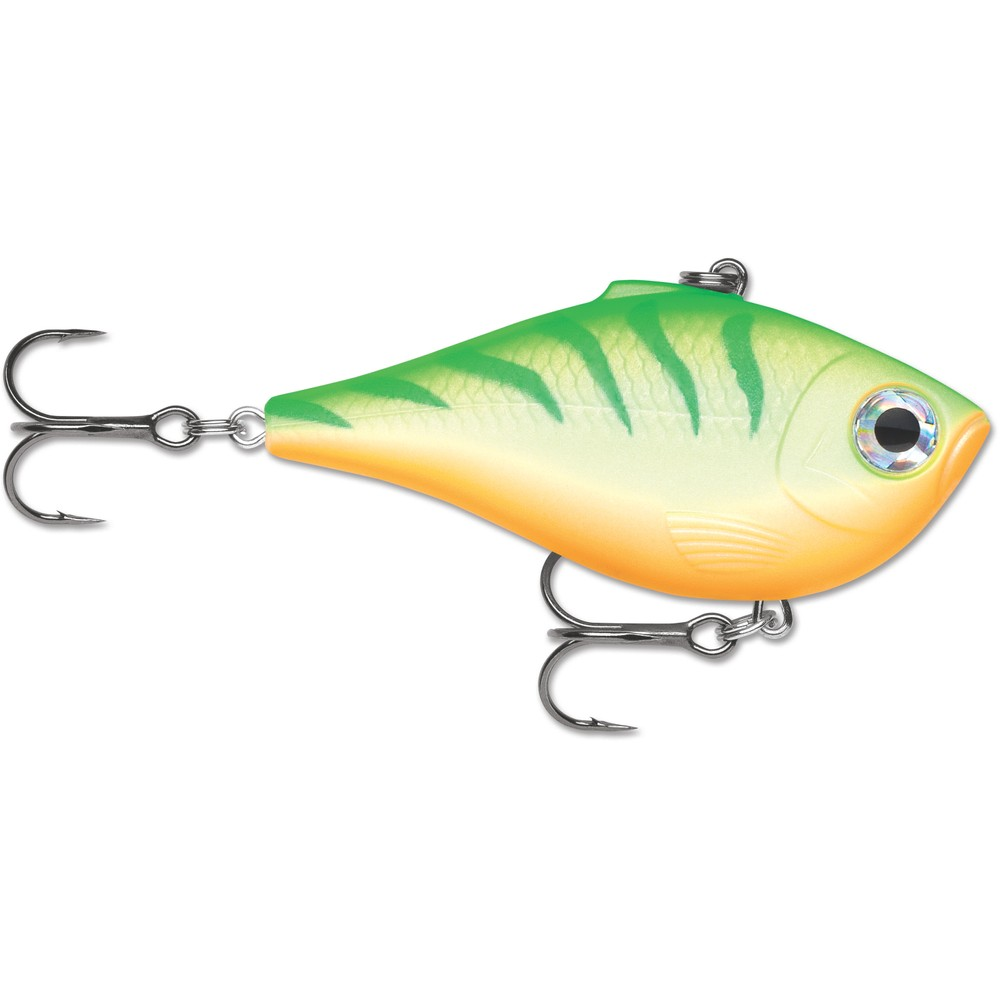 Rapala Rapala Rippin Rap 07 in Green Tiger UV