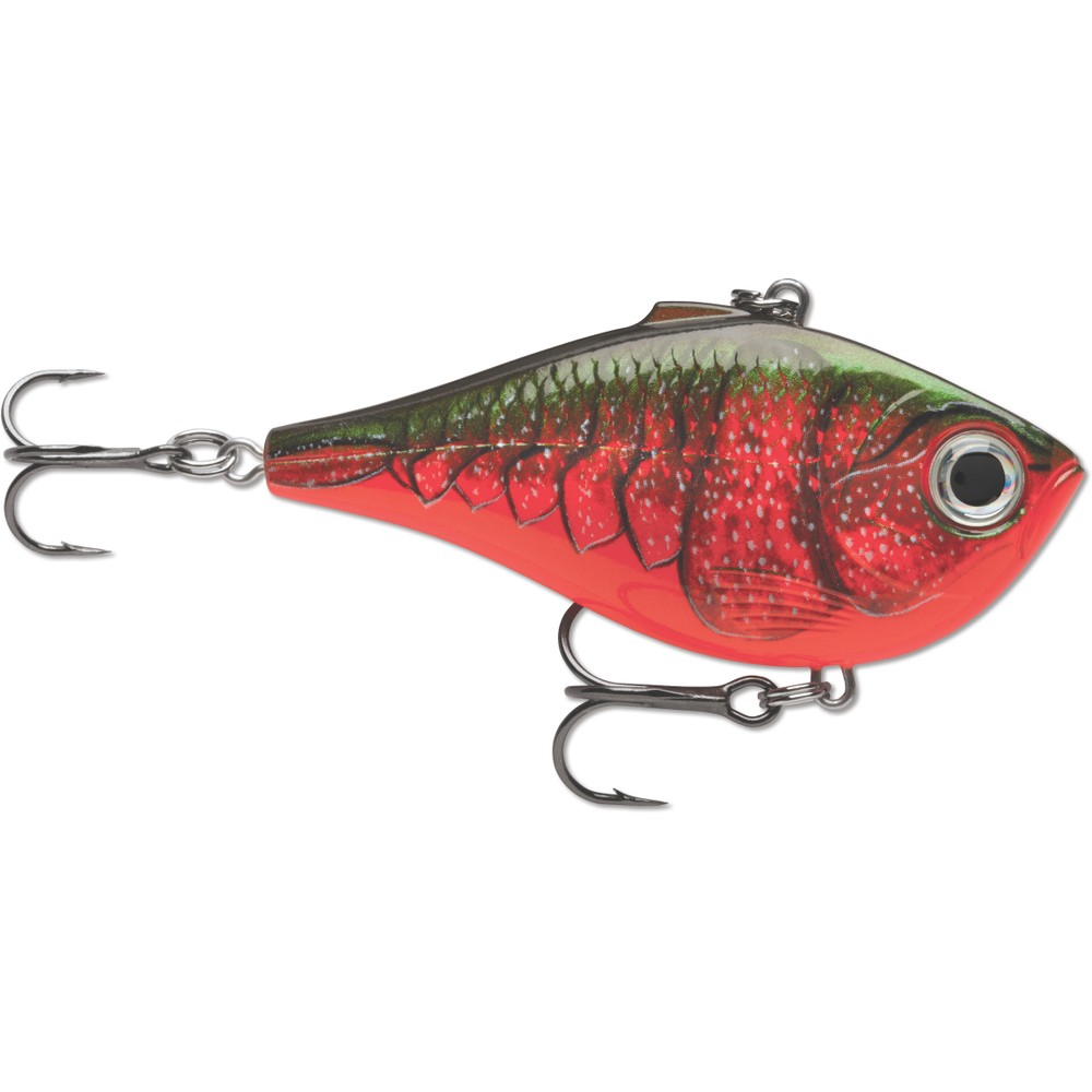 Rapala Rapala Rippin Rap 5 in Red Crawdad
