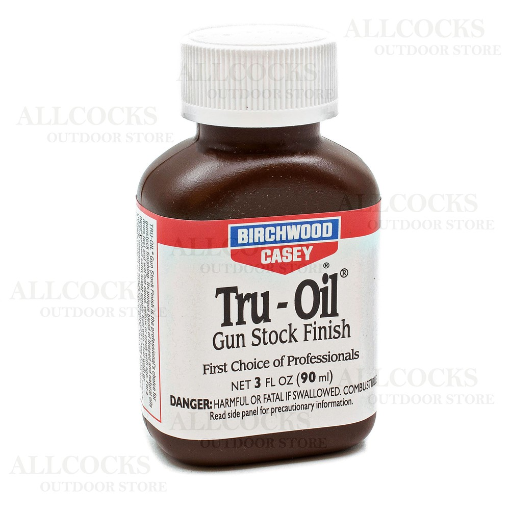 Birchwood Casey Tru-Oil Stock Finish - 3oz / 90ml