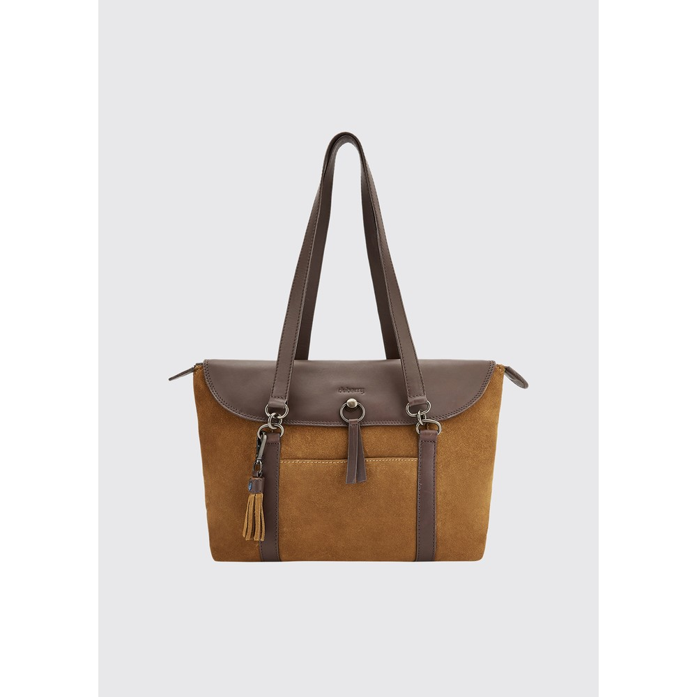 Dubarry Dubarry Parkhall Stylish Suede Tote Bag