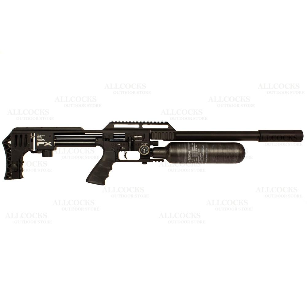FX FX Impact MkII Air Rifle in Black